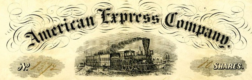 american express history