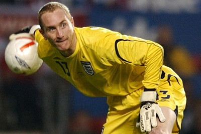 chris kirkland playing for england