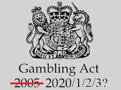 new gambling act