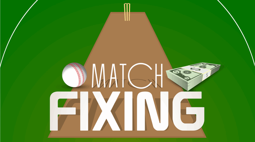 cricket match fixing