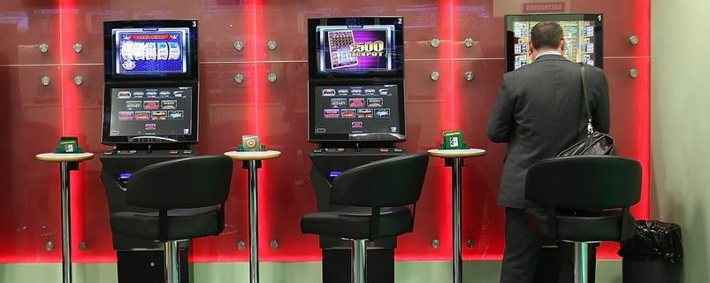 fixed odds betting terminals in a shop
