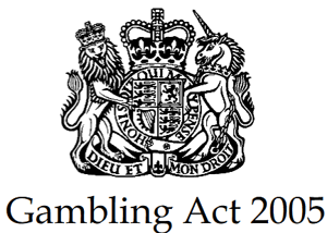 gambling act 2005