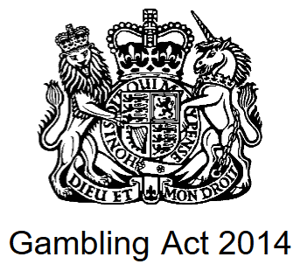 gambling act 2014