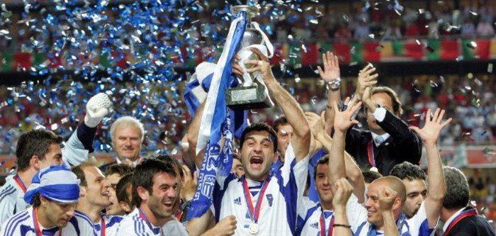 2004 - Greece Win The European Championships
