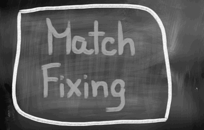 match fixing blackboard
