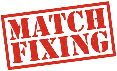 match fixing and bet fixing