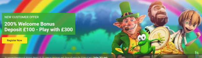 unibet casino offer