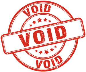void bets in match fixing cases