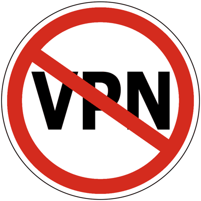 vpn illegal sign
