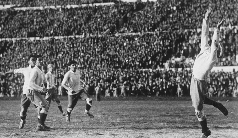 first world cup in 1930