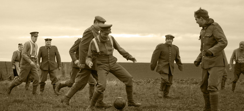 football post war years