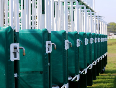 horse racing stalls