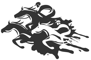 Horses Jumping Icon