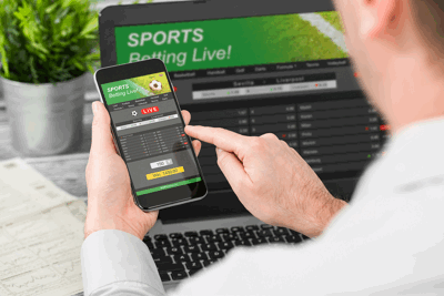 live betting on mobile and desktop