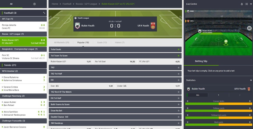 Online live betting virtual sports betting software programs
