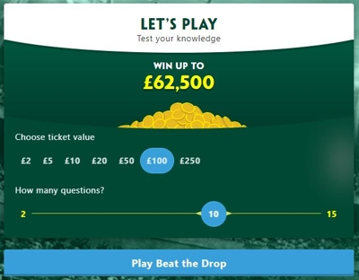 paddy power beat the drop 400px