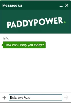 Paddy Power Helpdesk