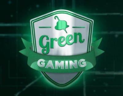 Mr Green Green Gaming 400px
