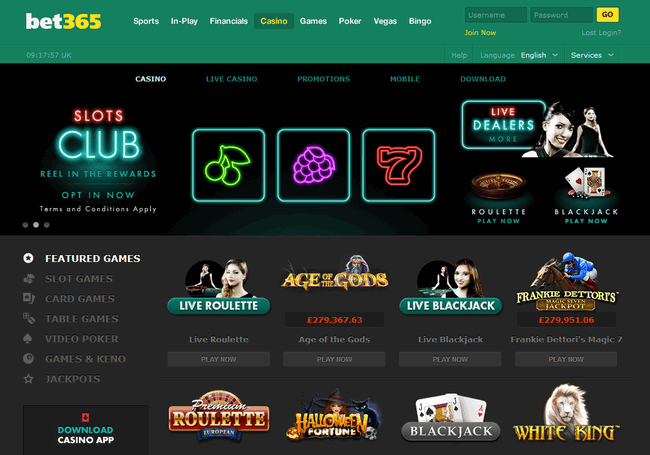 online betting casino casino