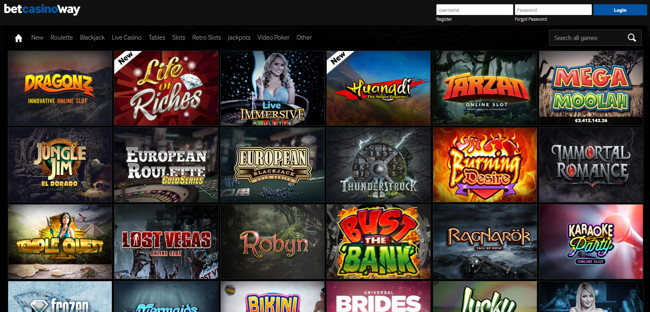games online sports betway sportsbook review