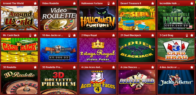 online casino software games onl