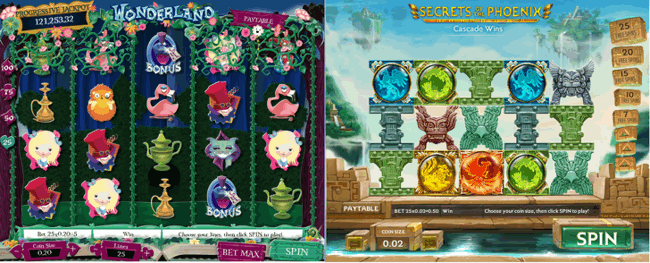 Gamesys Casino Software and Bonus Review