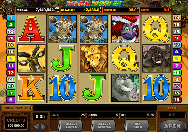 All The Best Microgaming Casinos