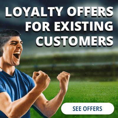 Loyalty Offers For Existing Customers