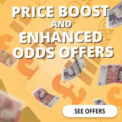 Price Boosts & Enhanced Odds