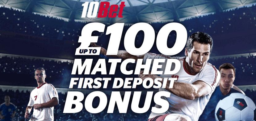 Betting Bonus 100