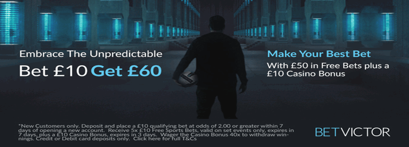 betvictor offer