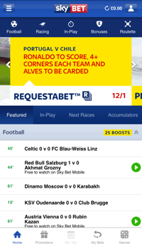SkyBet Review | Online Betting UK