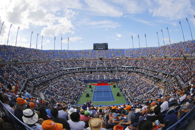 tennis us open arthur ashe stadium