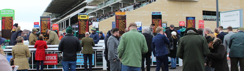 on course bookmakers at cheltenham racecourse